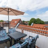 Appartements Centre Ouddorp with terrace, near the beach and the centre of the village
