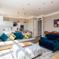 Modern 1 Bed Flat In South Hampstead