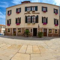 Hotel Tiziano, hotel en Venecia