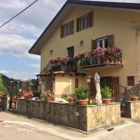 La casa nel verde, hotel in Castelmezzano
