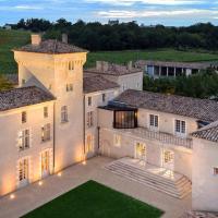 Château Lafaurie-Peyraguey Hôtel & Restaurant LALIQUE, hôtel à Bommes