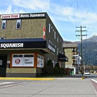 Hotel Squamish, hotel in Squamish