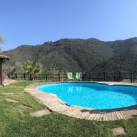 Villa Morghetta, hotell i Isolabona