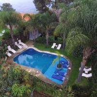 Hotel El Mirador y Jardin, hotel in Tlayacapan