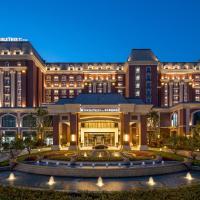 Doubletree By Hilton Qingdao Oriental Movie Metropolis, отель в городе Huangdao