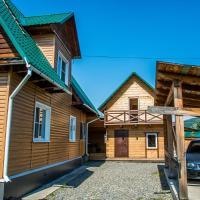 Кедровый Дом Кочиевских, отель в Горно-Алтайске