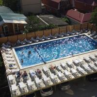 Гостиница Прометей 1, отель в Дивноморском