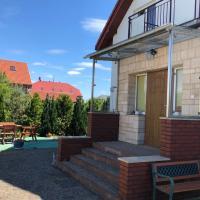 Na Fali, hotel in Grzybowo