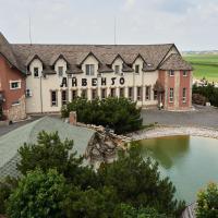 Aivengo Hotel, hotel in Rivne