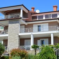 Villa Flavia, hotel in Rabac