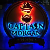 Captain Morgan Hostel Lake Coatepeque, hotel in Santa Ana