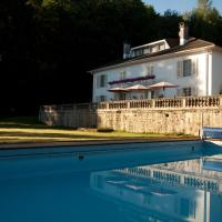 Villa Moncoeur, hotel in Remiremont