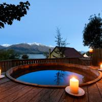 Kinloch Wilderness Retreat, hotel in Glenorchy