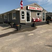 Oreland Motel, hotel em Flin Flon