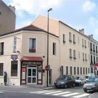 Hotel des Bains, hotel en Maisons-Alfort