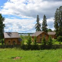База отдыха Стерж - Берег мечты, отель в городе Ivanovskoye