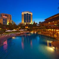 Gulf Hotel Bahrain Convention & Spa, hotel in Manama