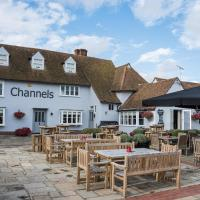 Channels Hotel, hotel in Chelmsford