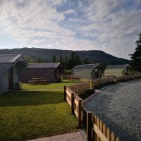Skye Lodges, hotel in Portree