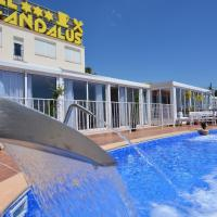 Hotel Al-Andalus, готель у місті Нерха