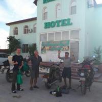 Hotel Aknur, отель в городе Beyneū