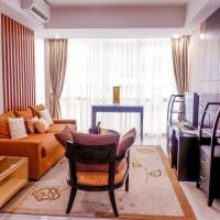 2BR Cozy Pool View Kemang Village Residence Apartment By Travelio