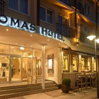 Thomas Hotel Spa & Lifestyle, Hotel in Husum