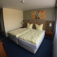 Motel Monteur, отель в городе Ашерслебен
