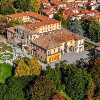 Villa Cagnola, hotel di Varese