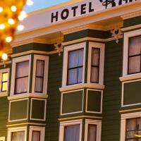 Hotel Boheme, hotel in North Beach, San Francisco