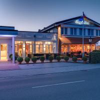Hotel Restaurant Burg-Klause, hotel in Burg auf Fehmarn