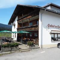 Pension & Gasthof zur Taube, hotel in Sulzberg