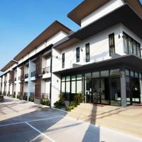 Siamgrand Hotel Nakhon Phanom, hôtel à Nakhon Phanom près de: Aéroport de Nakhon Phanom - KOP