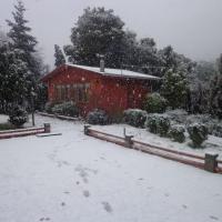 Puelche de Antuco, hotel in Antuco