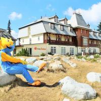 Hotel Solisko, hotel v destinaci Štrbské Pleso