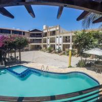 Falésia Praia Hotel, hotel in Canoa Quebrada