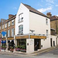 La Gaffe - Restaurant with Rooms, hotel in Hampstead, London