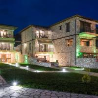 Glafki Luxury Apartments, hotel in Toroni
