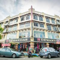 DJ Citi Point Hotel, hotel in Kuala Terengganu