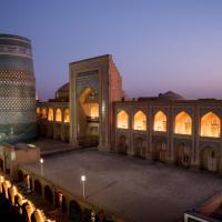 Orient Star Khiva Hotel- Madrasah Muhammad Aminkhan, hotel en Khiva