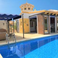 Villa Sunshine, hotel en Mazarrón