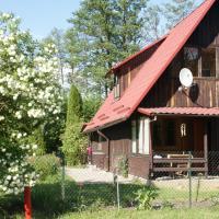 Przytulny Dom, hotel in Majdy