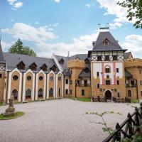 Zámek Lužec Spa & Wellness Resort, hotel v destinaci Karlovy Vary