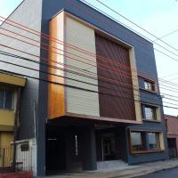 Hotel Turismo, hotel en Temuco