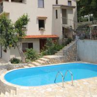 Apartments with a swimming pool Klenovica, Novi Vinodolski - 5538