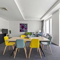 Nook Melbourne Apartments : Collins Street - Melbourne CBD