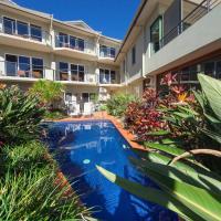 Yamba Beach Motel, hotel in Yamba