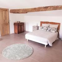 Chambres entre Ventoux et luberon, hotel in Sault-de-Vaucluse