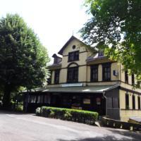 Hotel Hubert, hotel v Hřensku