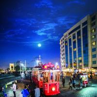 Taksim Square Hotel, hótel í Istanbúl